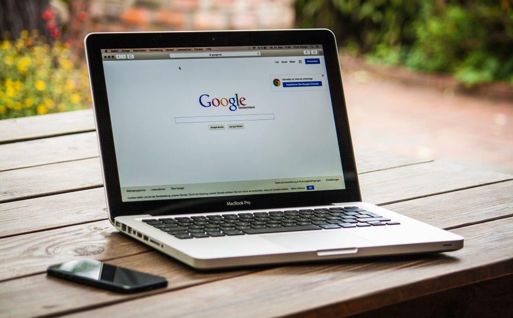 Google search algorithm update